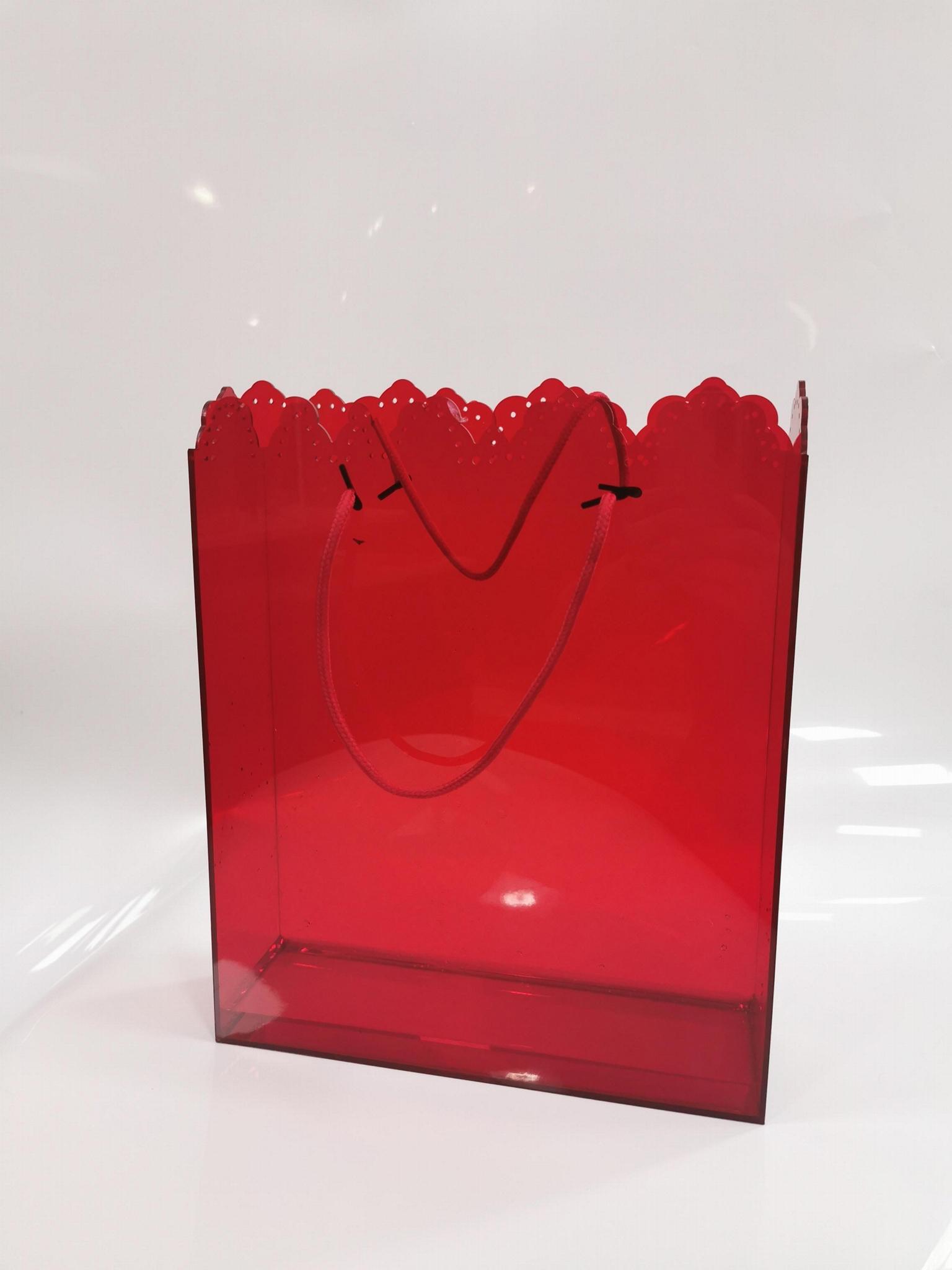 亞克力創意手提式花瓶 9
