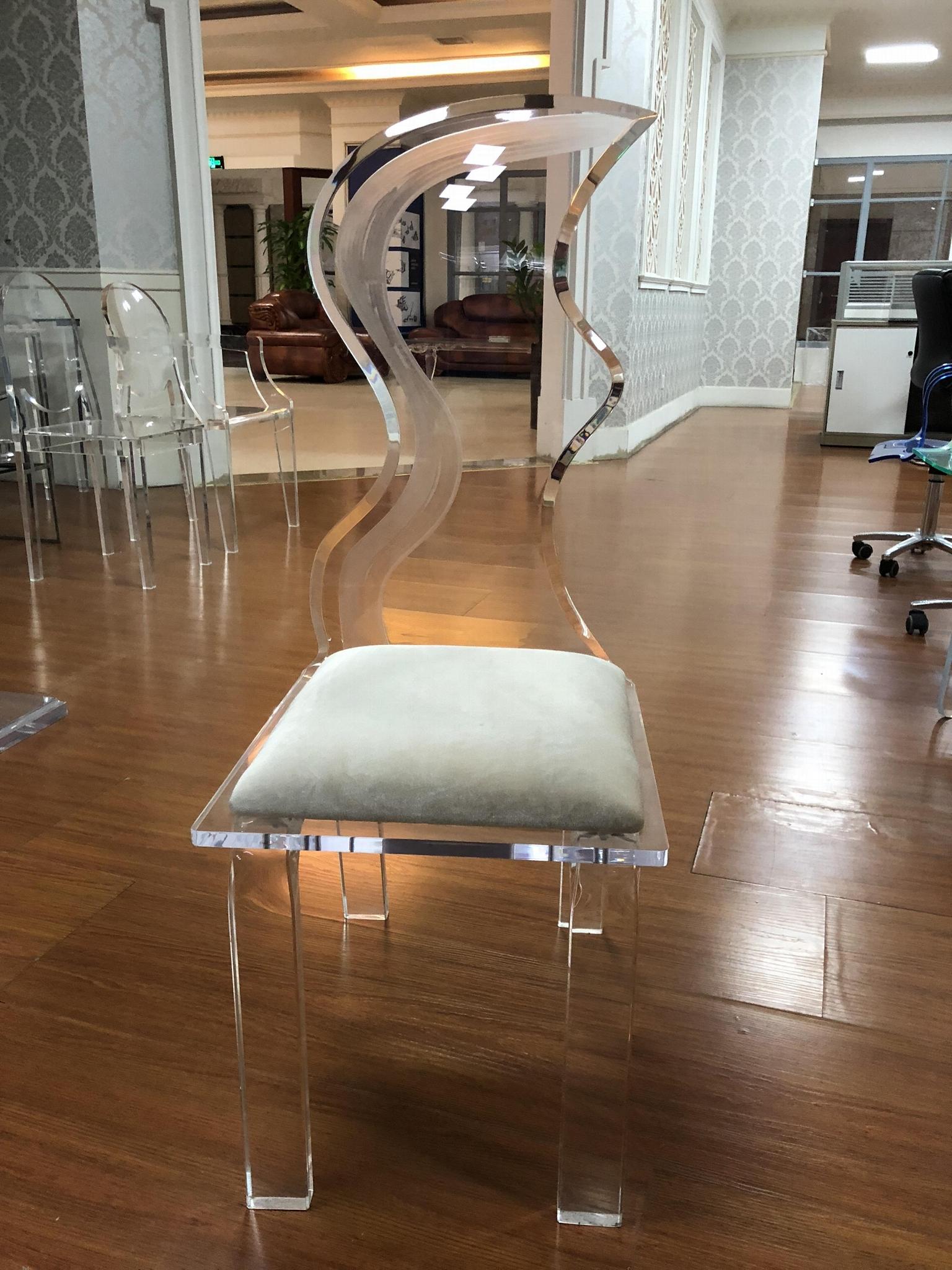 亞克力椅 5