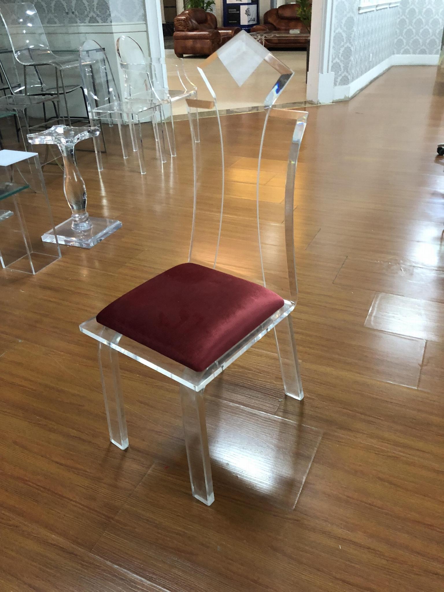 亞克力椅 7