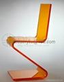亚克力椅 1