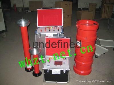 变频串联谐振耐压试验装置  1