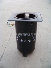 直燃式生物質氣化爐