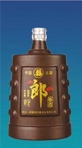 山东郓城白酒瓶 5