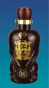 山东郓城玻璃瓶 4