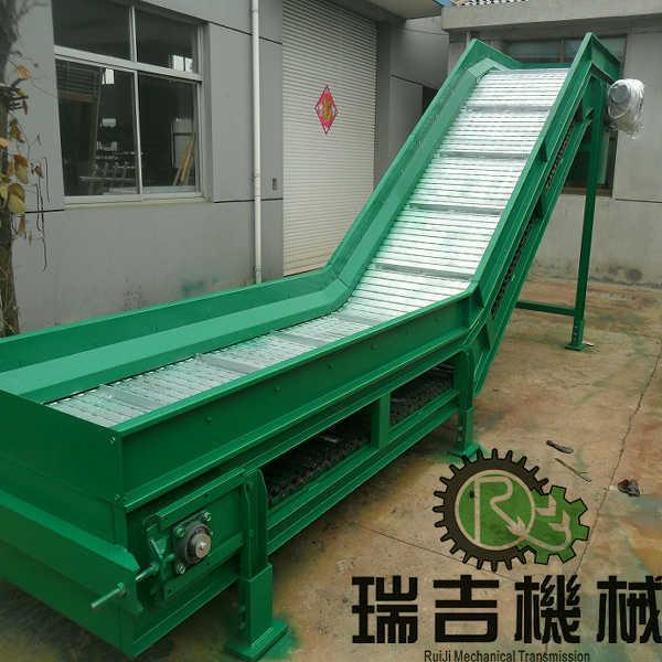 废料链板输送机 1