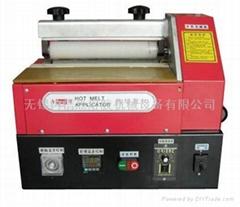熱熔膠滾輪過膠機