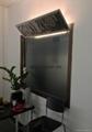 Corner heater