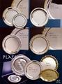 勝利戰利品- 獎品紀念品禮品- 銀碟錫碟