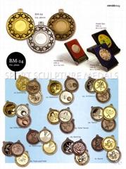 勝利戰利品- 獎品紀念品禮品- 獎牌獎章
