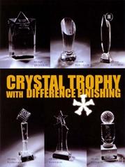 勝利戰利品-水晶獎杯獎牌獎座