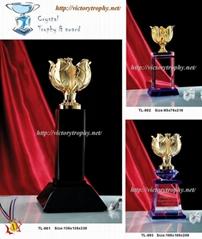 水晶獎盃獎牌獎座