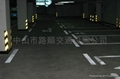 中山停車場車位畫線