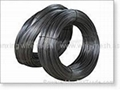 SWG10/11/12 black anneal wire for