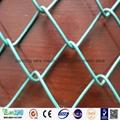 gardeb use pvc coated galvanized green