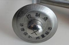 不鏽鋼螺栓式沉降觀測標誌