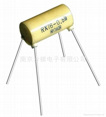 Low resistance four wire lead Precision wirewound resistor