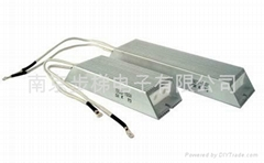 RXLG 梯形金属铝外壳电阻器