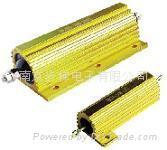 RXG24铝外壳线绕电阻 1