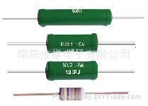 RX21功率型被漆線繞電阻