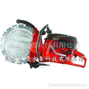 手提汽油機動鋼觔混凝土切割機K970R 1