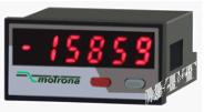 motrona帶有模擬輸入的小尺寸過程顯示表AX020