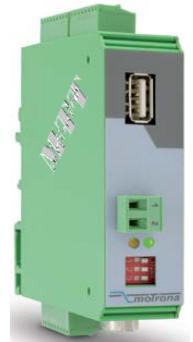 motrona模拟->数字/串口/SSI 信号转换器UZ210 1
