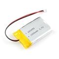 3.7V Polymer battery 603450 850mah 2