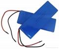 7.4V 10Ah Li-polymer battery HPL9059156