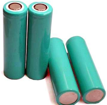 Lithium Ion Batteries with 3.7V 1400mAh 500 times cycle life 2