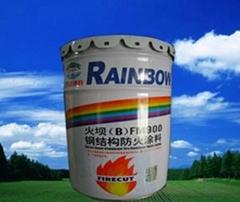 虹牌超薄型鋼結構防火塗料(英標)