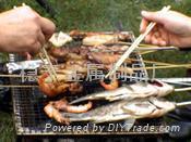 Wire Mesh Barbecue