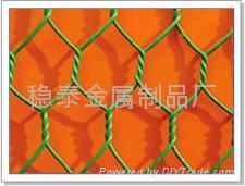 优质不锈钢304六角网拧花网石笼网 1