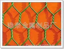 热镀锌护坡防洪石笼网格宾网