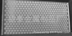 FLC500德瑞克石油振动筛网石油泥浆网API80 3