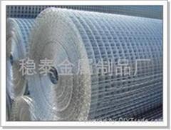 1/2熱鍍鋅電焊網鐵絲網養殖網