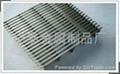 安平不锈钢304楔形矿筛网条缝矿筛网 3