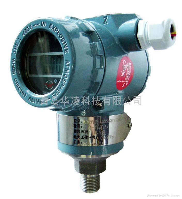 供应WIDEPLUS-K1上润压力变送器 1
