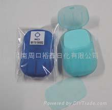 OEM一次性纸香皂 1