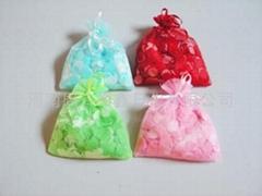 纸香皂沐浴片平面纸香皂花香片