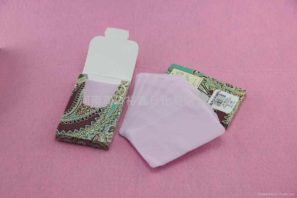 塑盒装纸香皂片