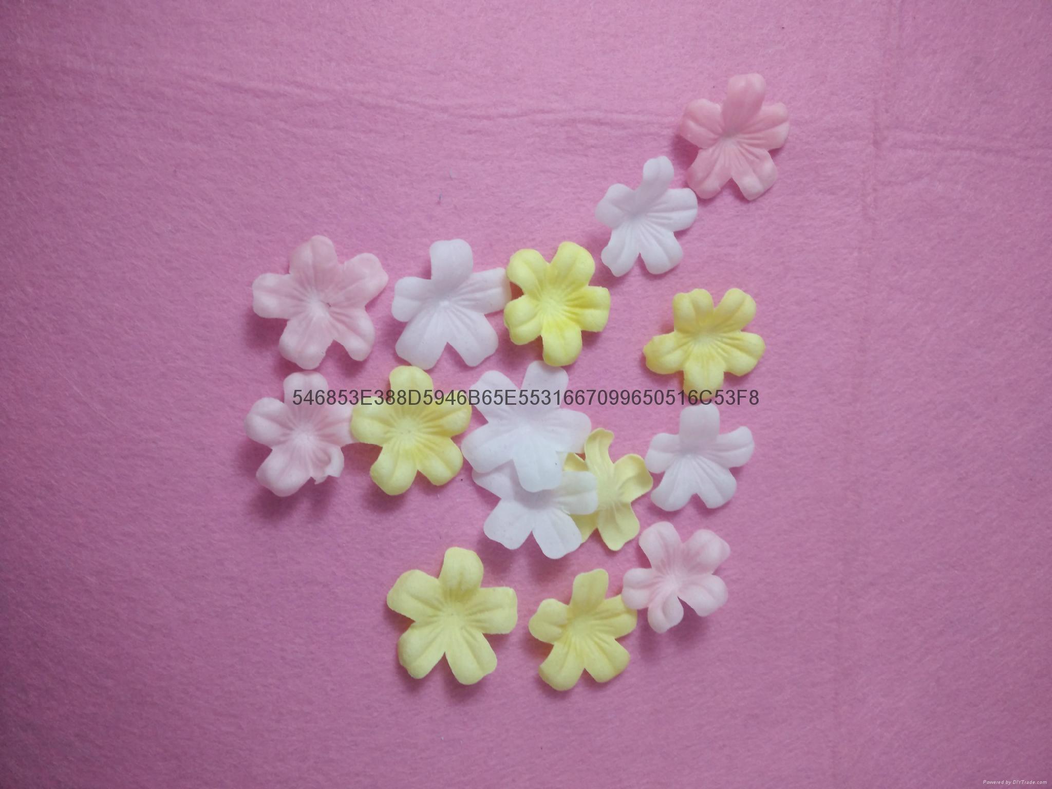 纸香皂沐浴小花瓣皂片 1