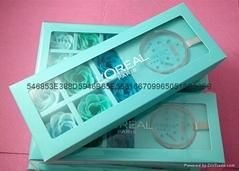 香皂花系列纸香皂清洁护肤礼品套装