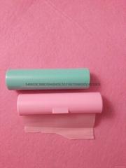 Convenient, quick environmental paper soap volume