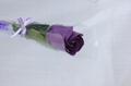 单枝玫瑰纸香皂情人节必备可按要求定制 4