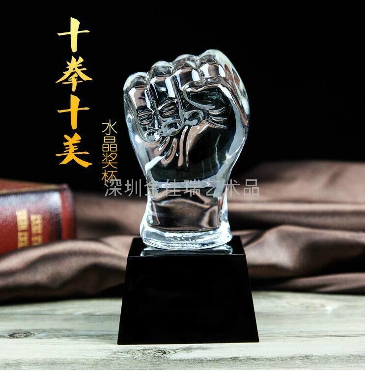 水晶獎牌工藝品 5