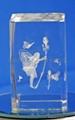 水晶激光內雕