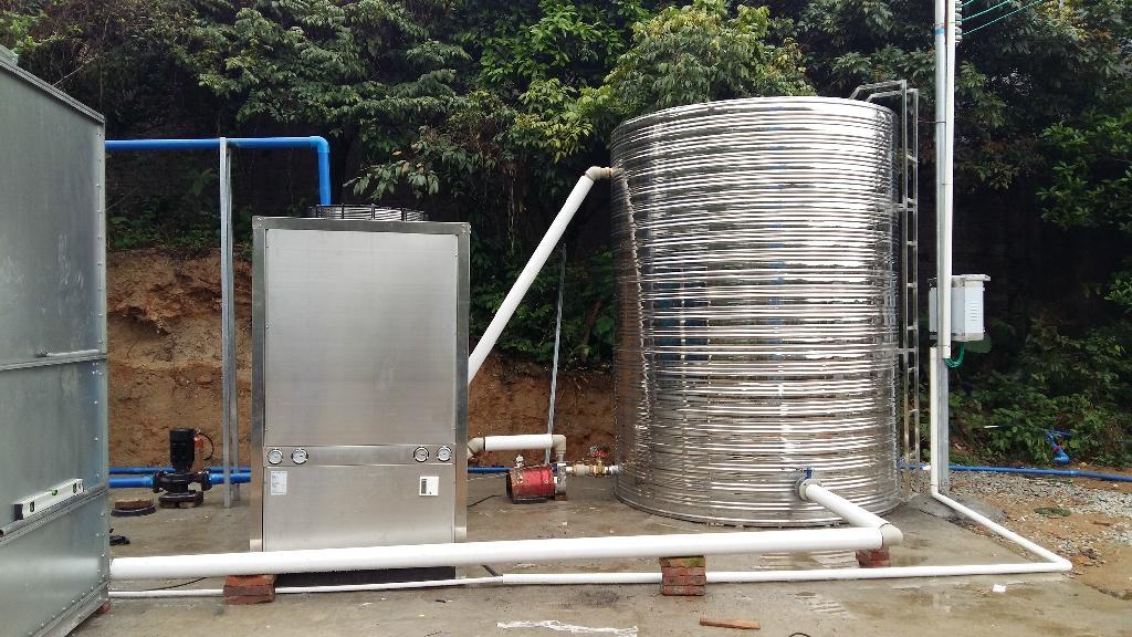冷热水两用高温热泵 2