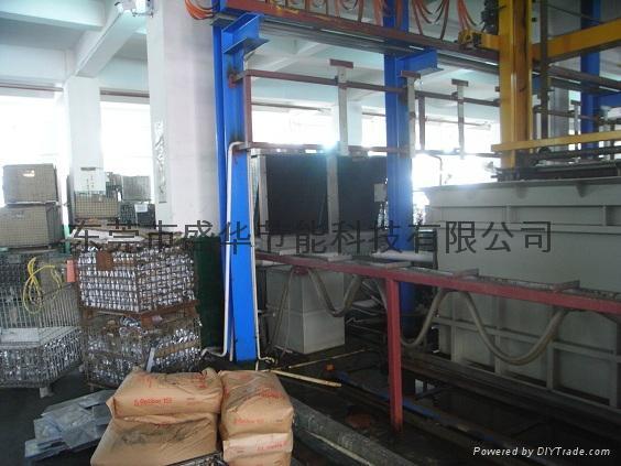 五金塑膠電鍍節能加熱高溫熱泵 1