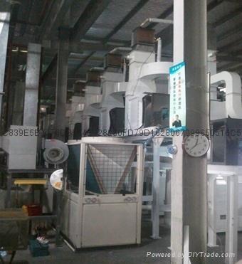 印刷熱泵烘乾機 2