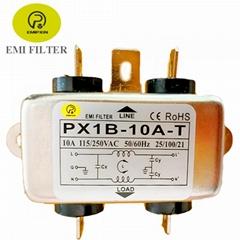 普鑫EMIPXIN機械手濾波器 精密儀器電源濾波器